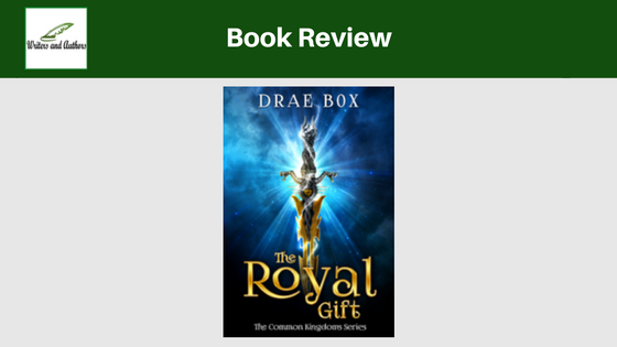 Book Review: The Royal Gift by Drae Box