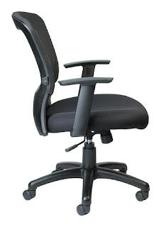 Eurotech Marlin Chair - Side View