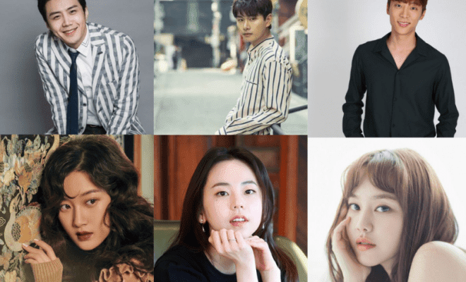 Top10 Kdrama] March 2019 - 10 Korean Dramas You Need to Be