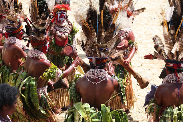 Misterios tribales