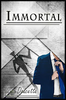 Immortal by Gene Doucette Blog Tour: Review & Character Interview (18+)