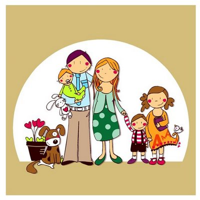 Mi Escuela Divertida Abrazo En Familia Reflexión Y Propuesta De