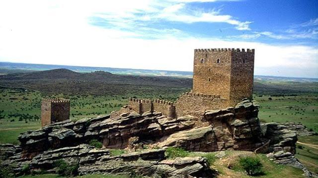 Castillo de Zafra, nuevo paisaje de Juego de Tronos