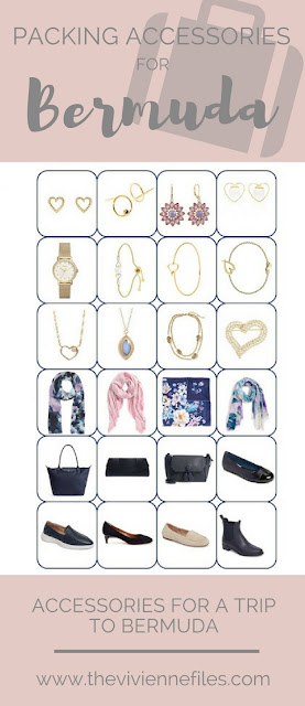 What Accessories do I Want for a Trip to Bermuda?