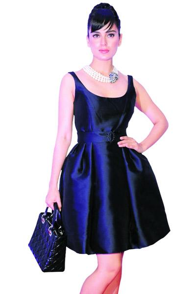 Top 10 Most Beautiful Bollywood Actresses 2015 Kangana Ranaut