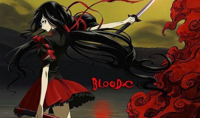 جميع حلقات انمي Blood-C مترجم على عدة سرفرات للتحميل والمشاهدة المباشرة أون لاين جودة عالية HD