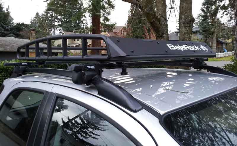 Our Suzuki Sx4 Gets A Bajarack Roof Rack Subcompact