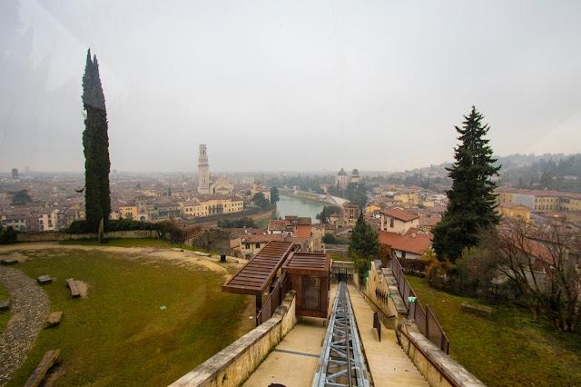 Funicolare di Castel San Pietro-Verona