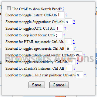 fastest_search_keyboard_shortcut