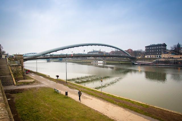 Father Bernatek's Bridge-Cracovia