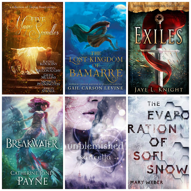 Books On My Summer TBR