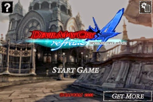 devil may cry 4 refrain apk + data