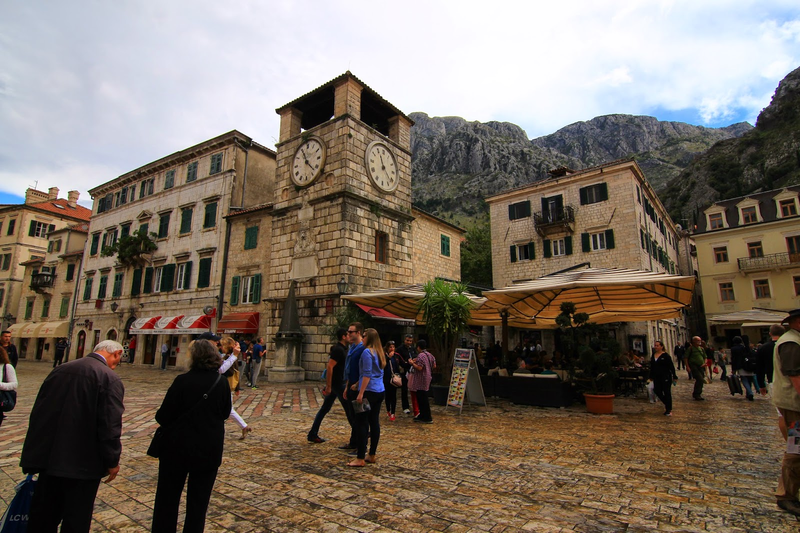 Kotor old town (科托古城)