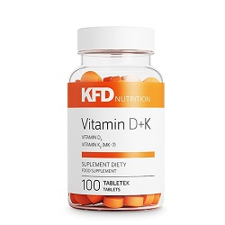 witamina d3 + k2 mk7