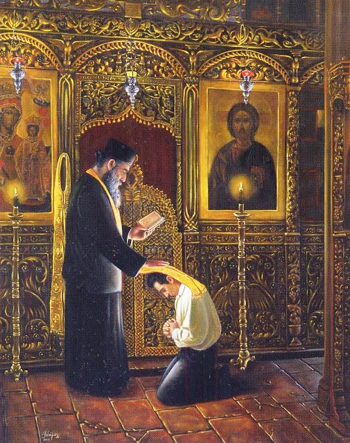 Αποτέλεσμα εικόνας για εξομολογηση καθολικων
