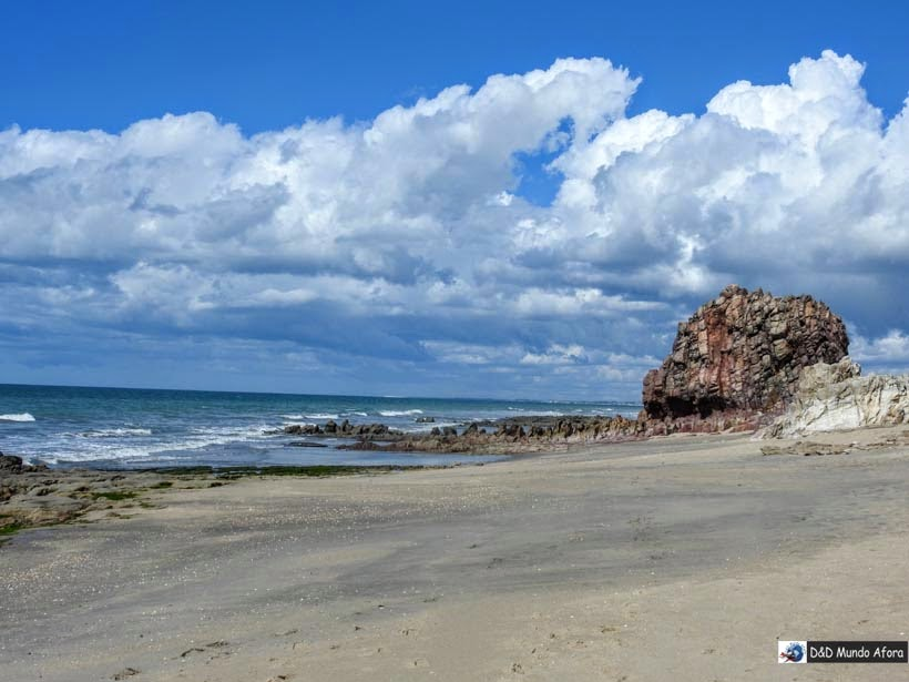 O que fazer em Jericoacoara em 1 dia - chegando à Pedra Furada pela Praia do Preá