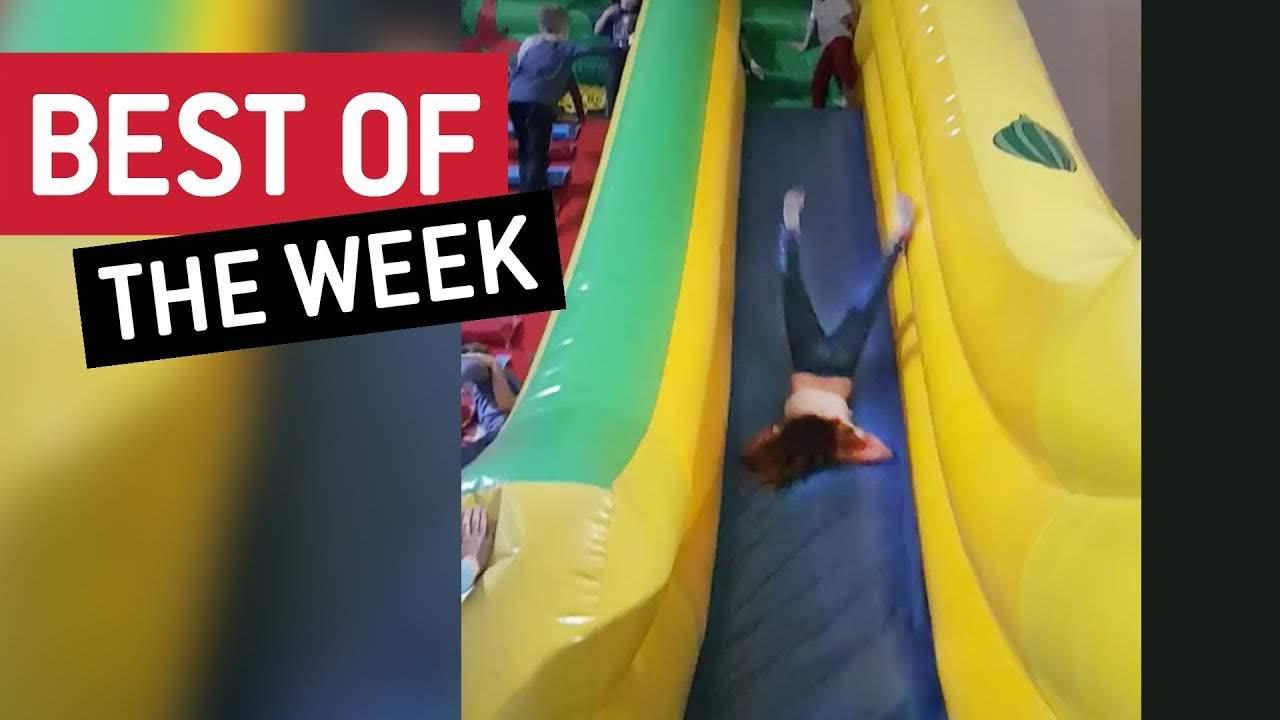 Best of the Week : 2019年2月第2週のネットで大ウケした驚きと感激のおもしろビデオの総集編 ! !
