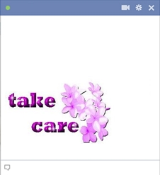 Take Care Emoticon
