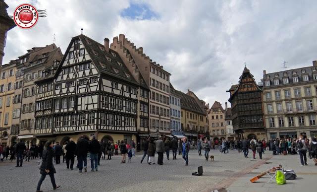 Estrasburgo, Alsacia, Francia