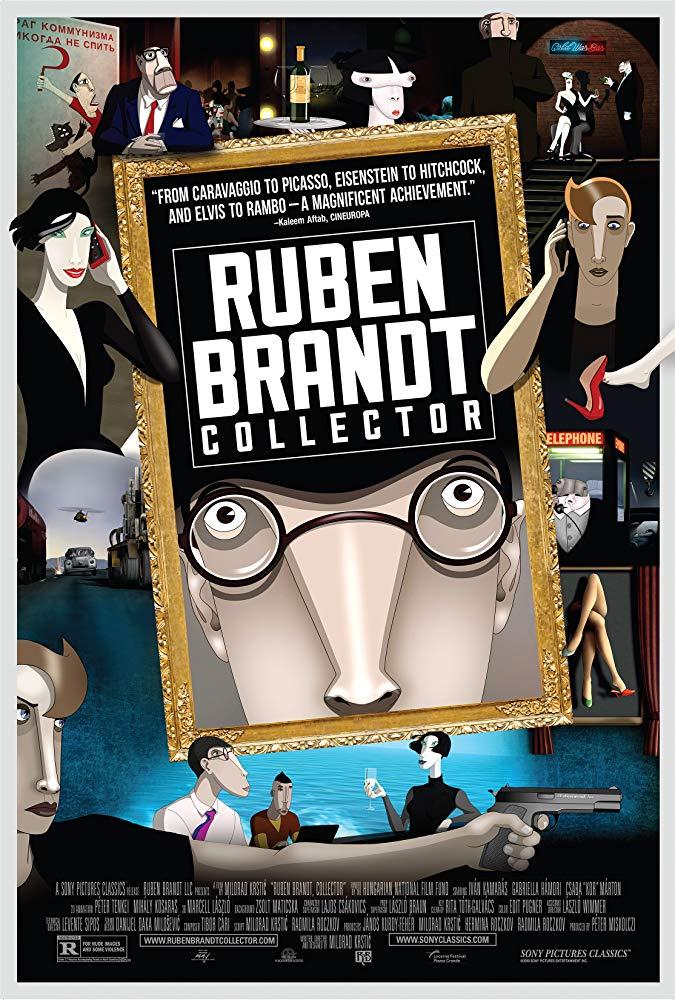 Download Ruben Brandt, Collector (2018) Bluray Subtitle Indonesia