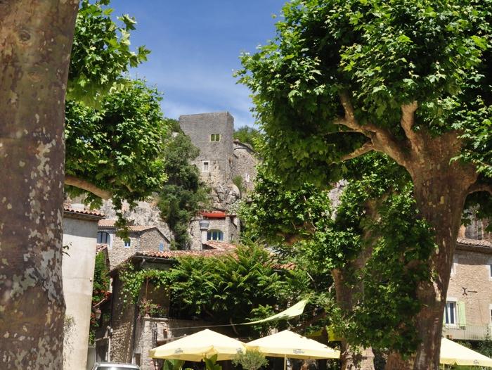 Labeaume Ardèche Jardins Suspendus