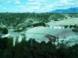 Teatro Grego - Parque General San Martín, Mendoza