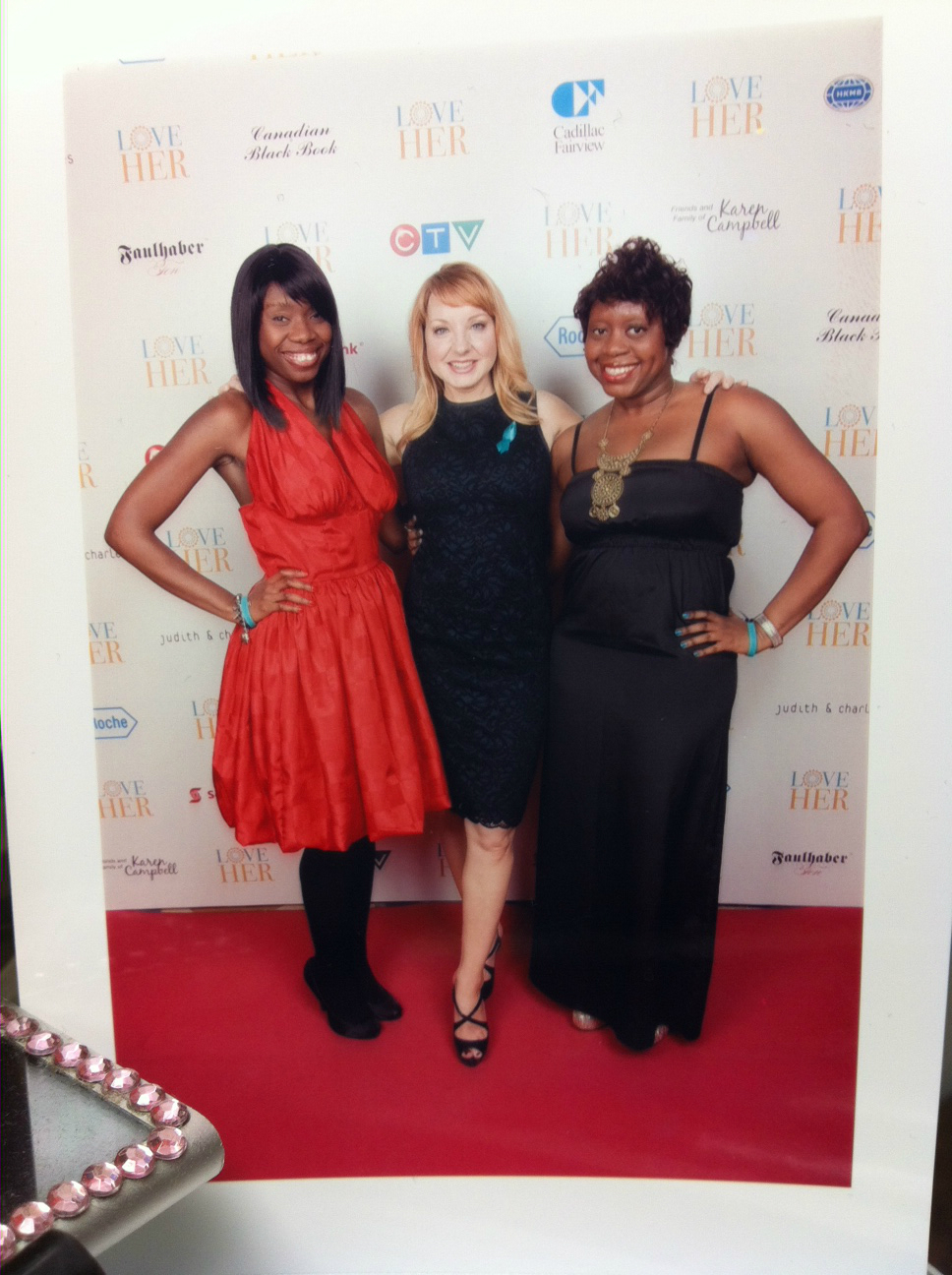 The dress he wore toronto - Jessica Holmes Judith Charles Dress Was A Favorite Jeanne Beker Wore The Same Dress But Added A Belt Its Is A Fab Dress We Must Admit