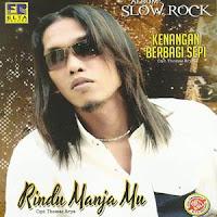Lirik Lagu Thomas Arya - Rindu Manjamu