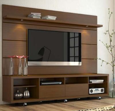 Ide Desain Terbaik Rak TV Stylish