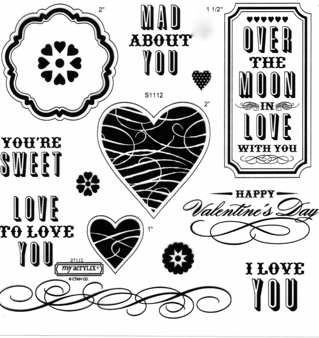 Karen Pedersen Valentine Card Close To My Heart S