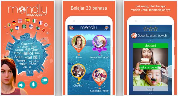aplikasi mondly