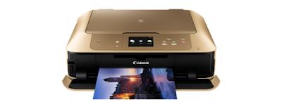 Canon PIXMA MG7770 Driver Download - Windows, Mac, Linux