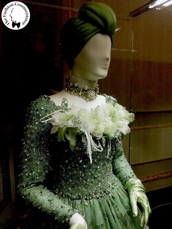 Donne protagoniste del Novecento - Cecilia Matteucci Lavarini - Nina Ricci 1985/1987 - Galleria del Costume Firenze