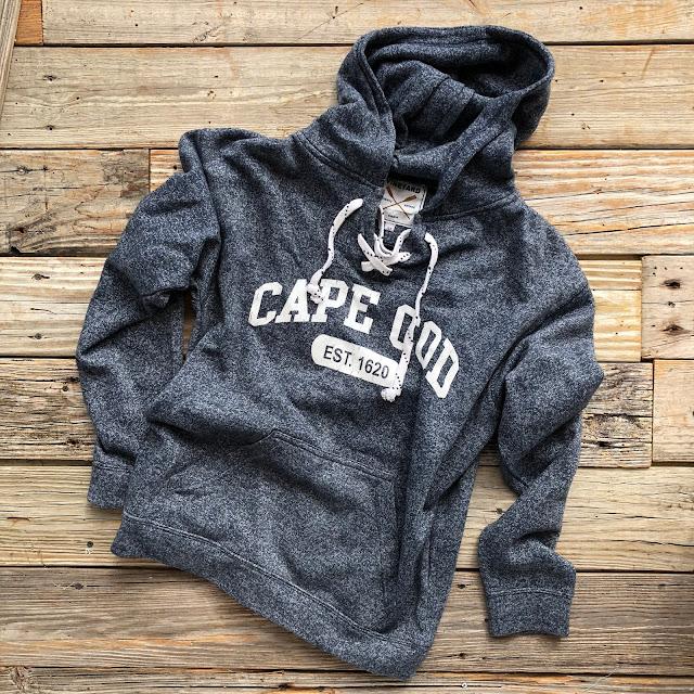 Cape Cod Hockey Hoodie