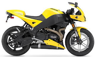 buell xb12r yellow