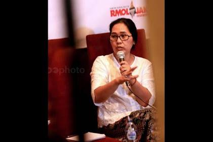 Politikus Kontroversial PDIP Eva Sundari Tak Terima Jokowi Didoakan Gemuk