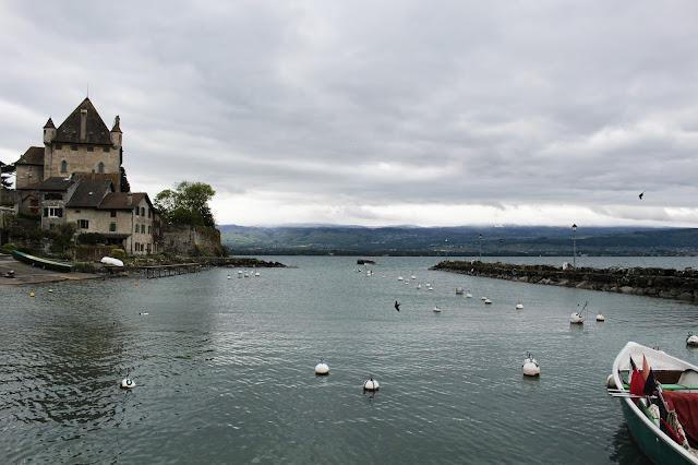 Yvoire - Lac Leman