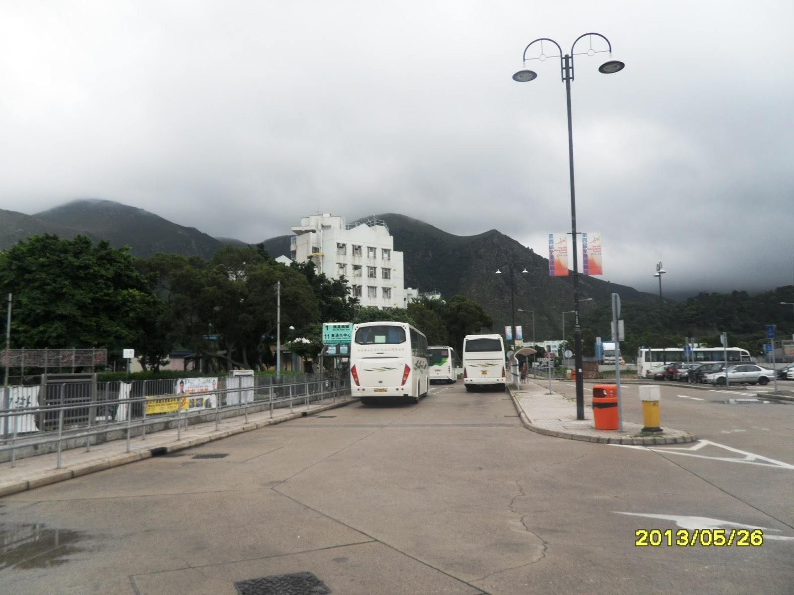 sightseeing13: 東涌-大澳-沙螺灣