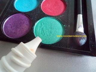 Memakai Make Up Ketika Sedang Radang