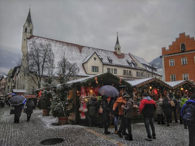 Mercado Navidad Vipiteno Sudtirol
