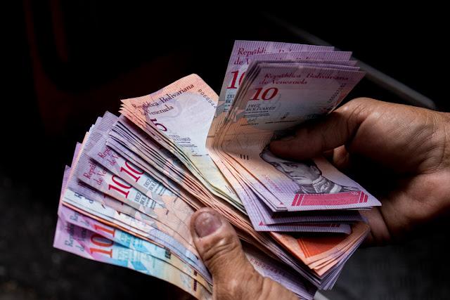 Inflación interanual de Venezuela se ubica en 2.688.670%, indica la AN