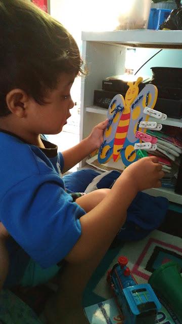 Terapi Anak di House of Fatima Child Center