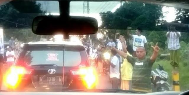 Penghadangan Kiai Ma'ruf Bukti Buruknya Akhlak Pendukung Prabowo