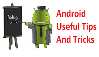 Android Users Important Tips In Hindi