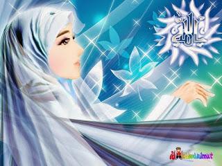 Pecinta Rasulullah, Mengidolakan Sayyidatina Fatimah Az-Zahro
