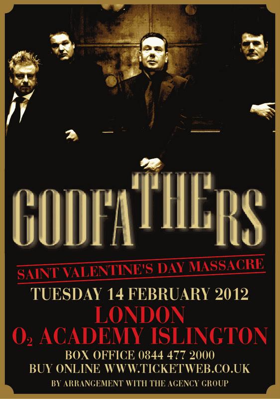 Retro Man Blog: The Godfathers - St. Valentine's Day ...