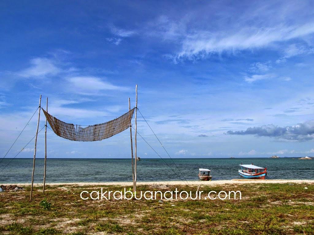 Wisata untuk paket tour bangka ke belitung