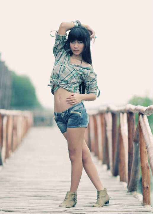 Photo Sexy Melody Prima Ananda Hot