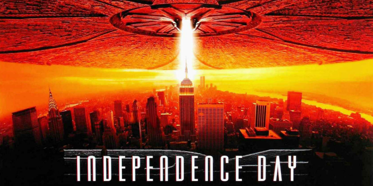 Independence Day blog movie review