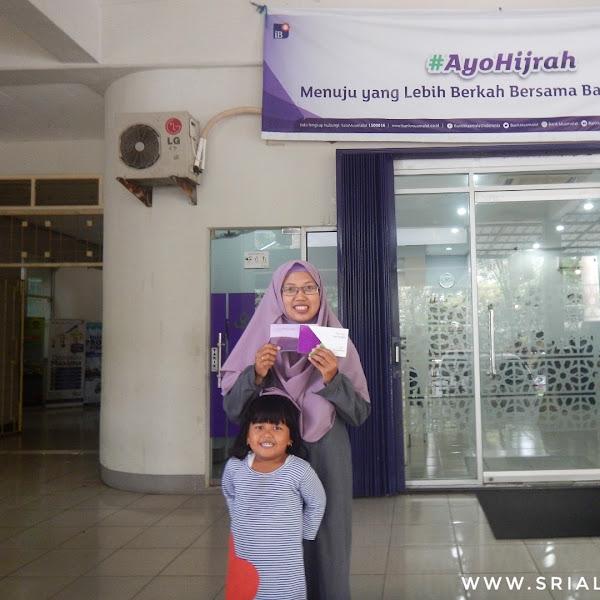 #AyoHijrah Menjauhi Riba & Menerapkan Gaya Hidup Halal Bersama Bank Muamalat